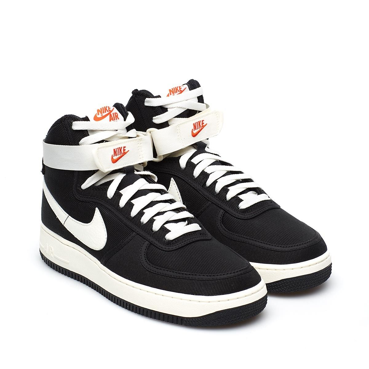 7a1616b186e8 Nike Air Force 1 High Retro from the Summer  16 collection in black
