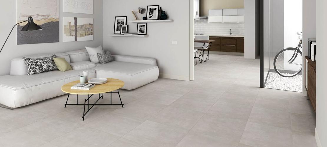 Bildergebnis für dust fliesen wohnzimmer Wohnzimmer/Küche - bodenfliesen wohnzimmer modern