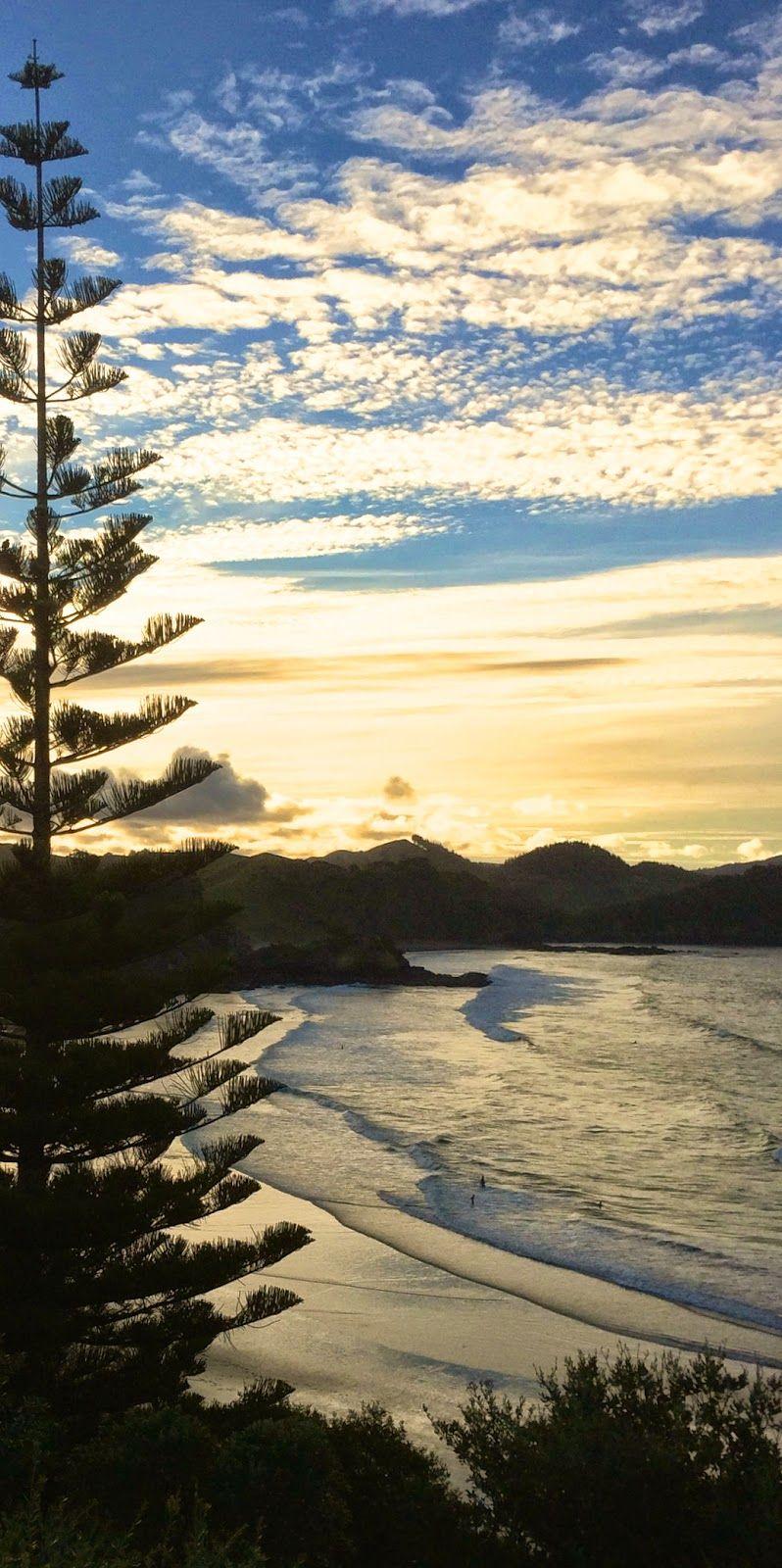 Bay of Islands - Sunset