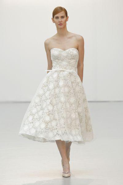 Kurze Brautkleider 2016: Zeigen Sie Bein am Tag der Hochzeit mit ...
