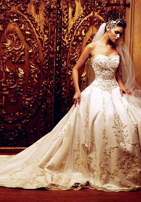 Extravagant #weddingdress #wedding #dress #bride #beauty #ideas