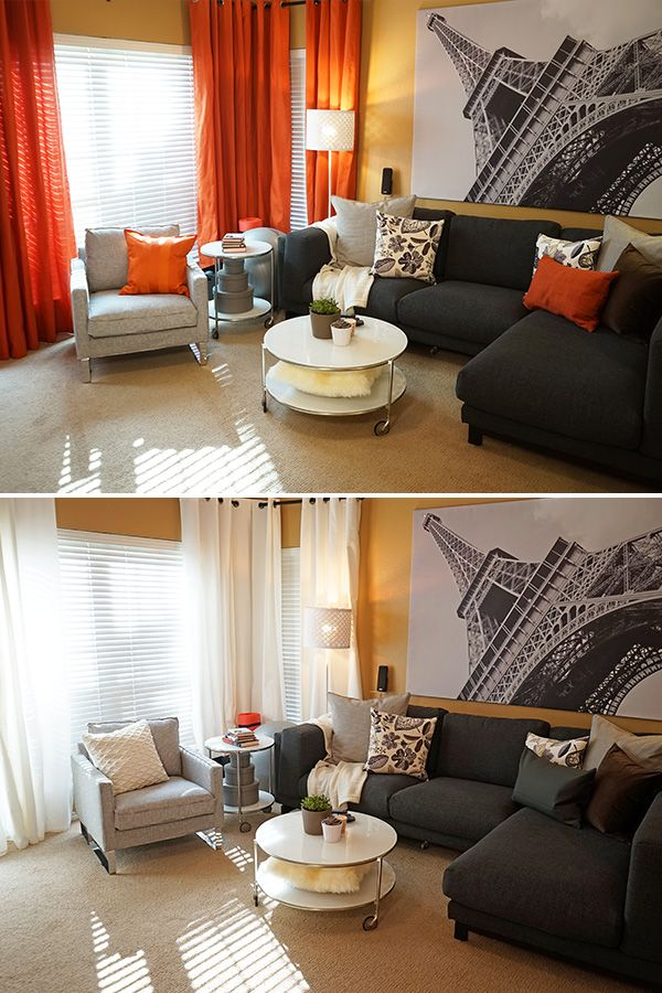 The IKEA Home Tour Squad Quickly Refreshed This Living Room By Changing Out Textiles To
