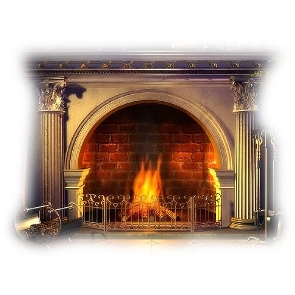 0f3a1034 Png Liked On Polyvore Featuring Home Home Decor Fireplace Accessories Fireplaces Tubes Natale F Fireplace Fireplace Accessories Christmas Home