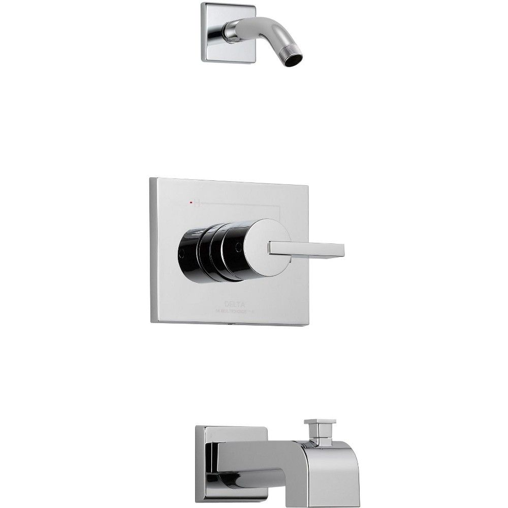 Delta Faucet T14453 Lhd Vero Monitor 14 Series Single Function