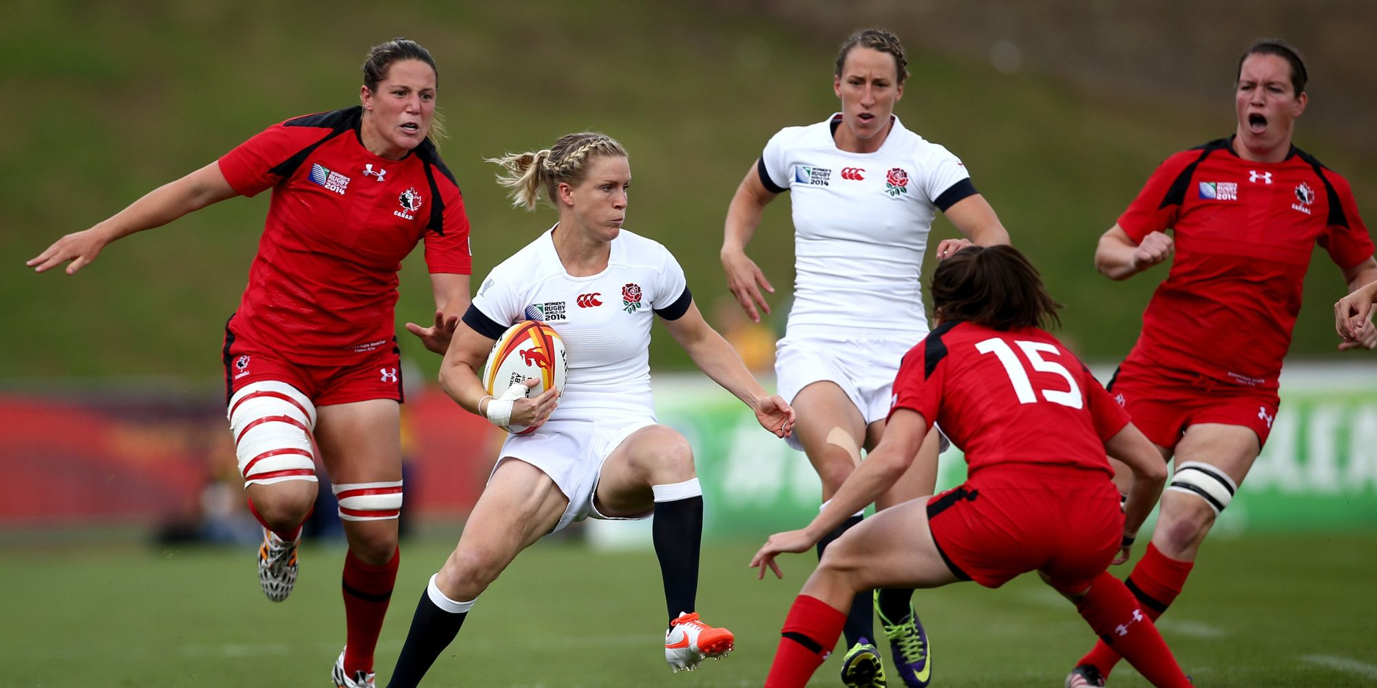 Rugby women (2000×1000) Womens rugby, Rugby, Rugby