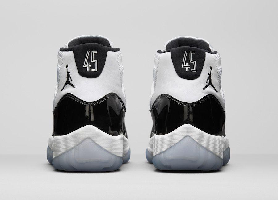 Air Jordan 11 Concord 2018 Release Date