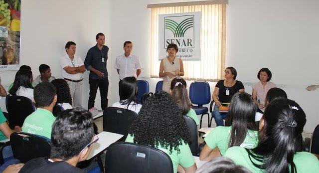 Santa Filomena Atual: Senar/PE e Nattos Alimentos vão capacitar jovens d...