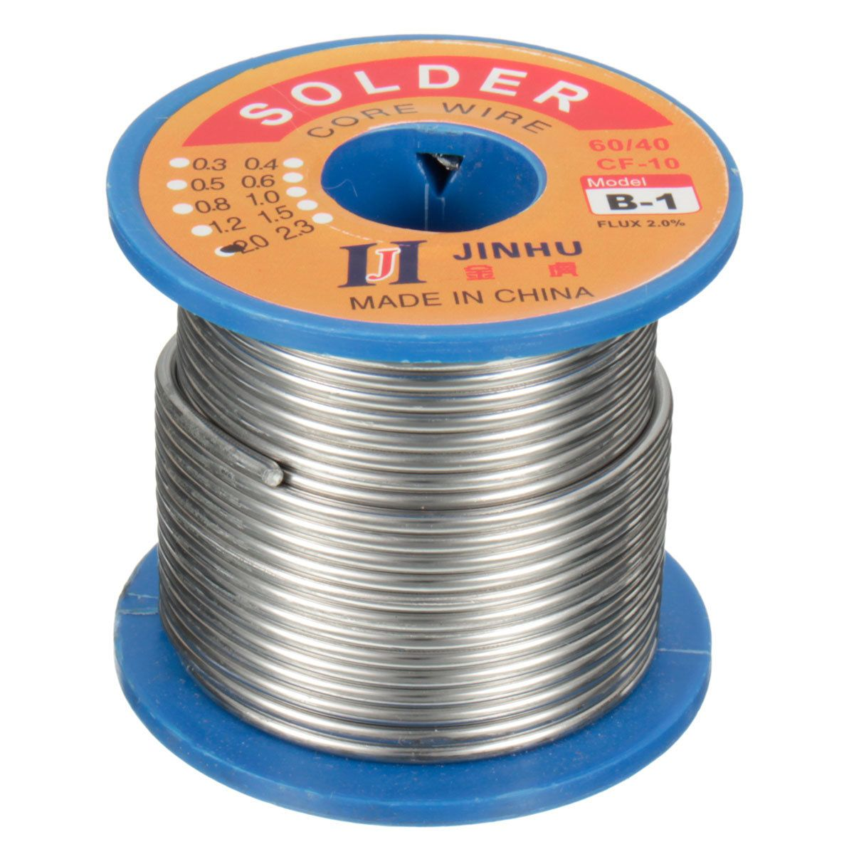 500g 2mm 60 40 Flux 2 0 Solder Wire Solder Wire Tin Lead Flux Roll Professional Tools From Tools On Banggood Com