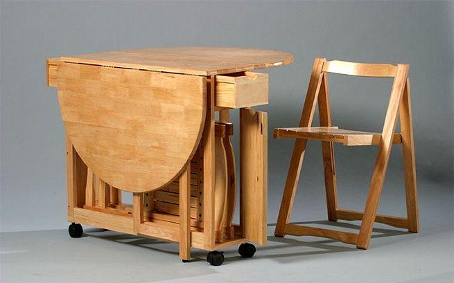 Tipos de mesas plegables mesas muebles plegables mesa for Mesas de comedor plegables