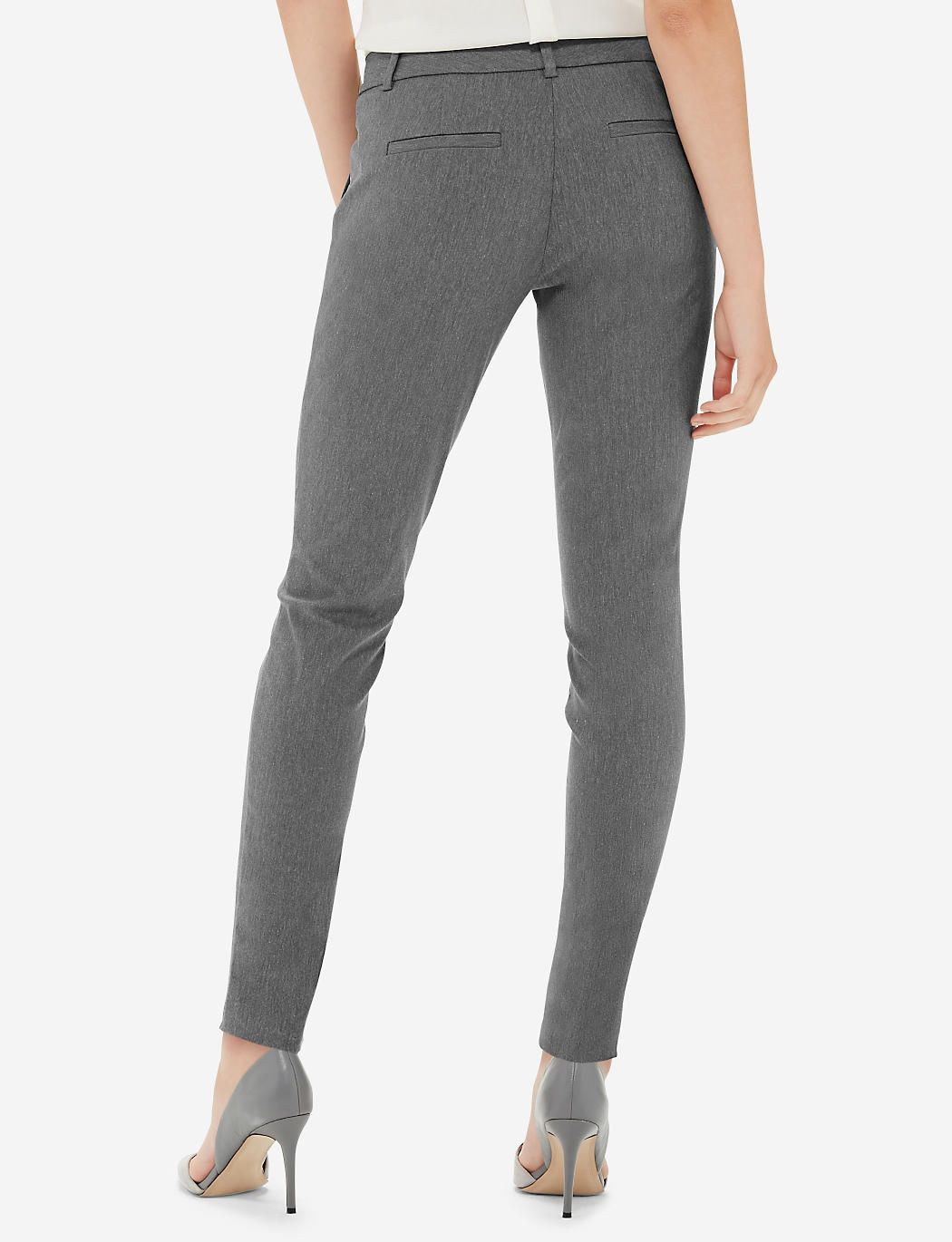 d8a49a9034 Exact Stretch Skinny Pants | Color: $48.96 Old Price: $69.95 Grey Selected  Color: Grey | THE LIMITED