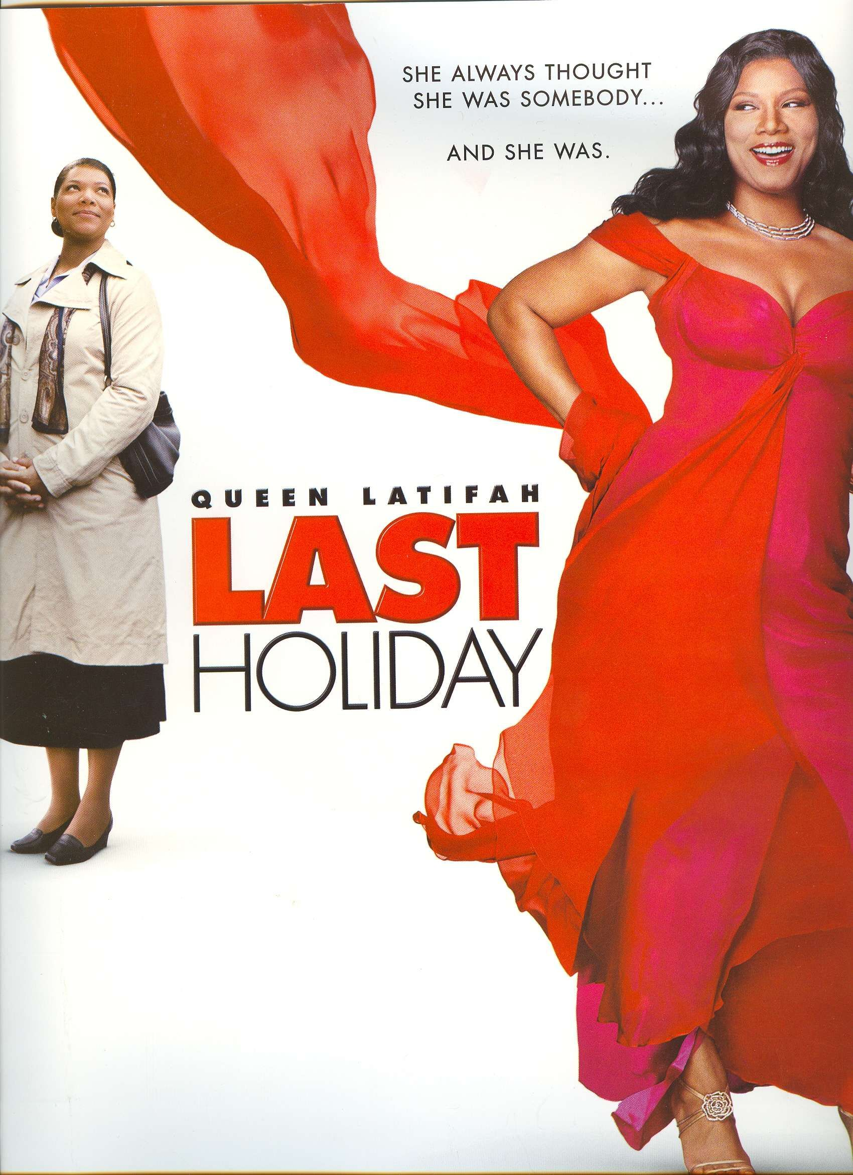 Last Holiday Movie Great Quote On This Poster Pinned From All Things Great Holiday Movies Last Holiday Movie Holiday Movie Last Holiday