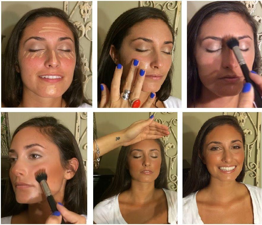 Sun Kissed Summer Makeup Tutorial