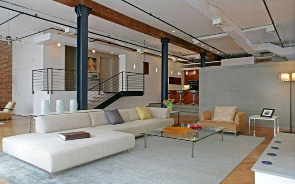 Choisir un escalier pour mezzanine pour son loft | Circulations ...