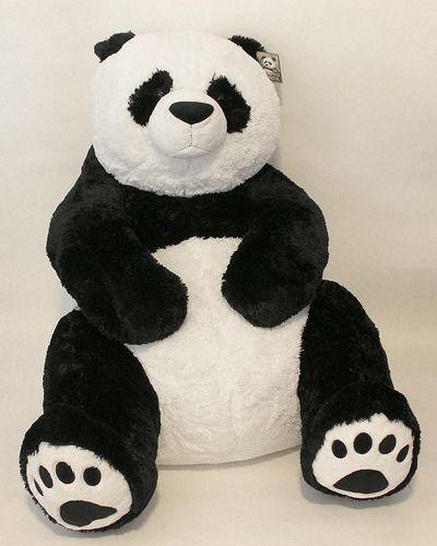 Pin By Carolyn Pritchett On Plush Stuffed Animals Panda Animals