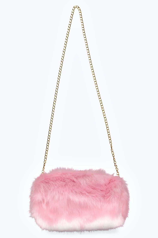 73def2cf0ae0 Sophie Chain Strap Faux Fur Bag alternative image