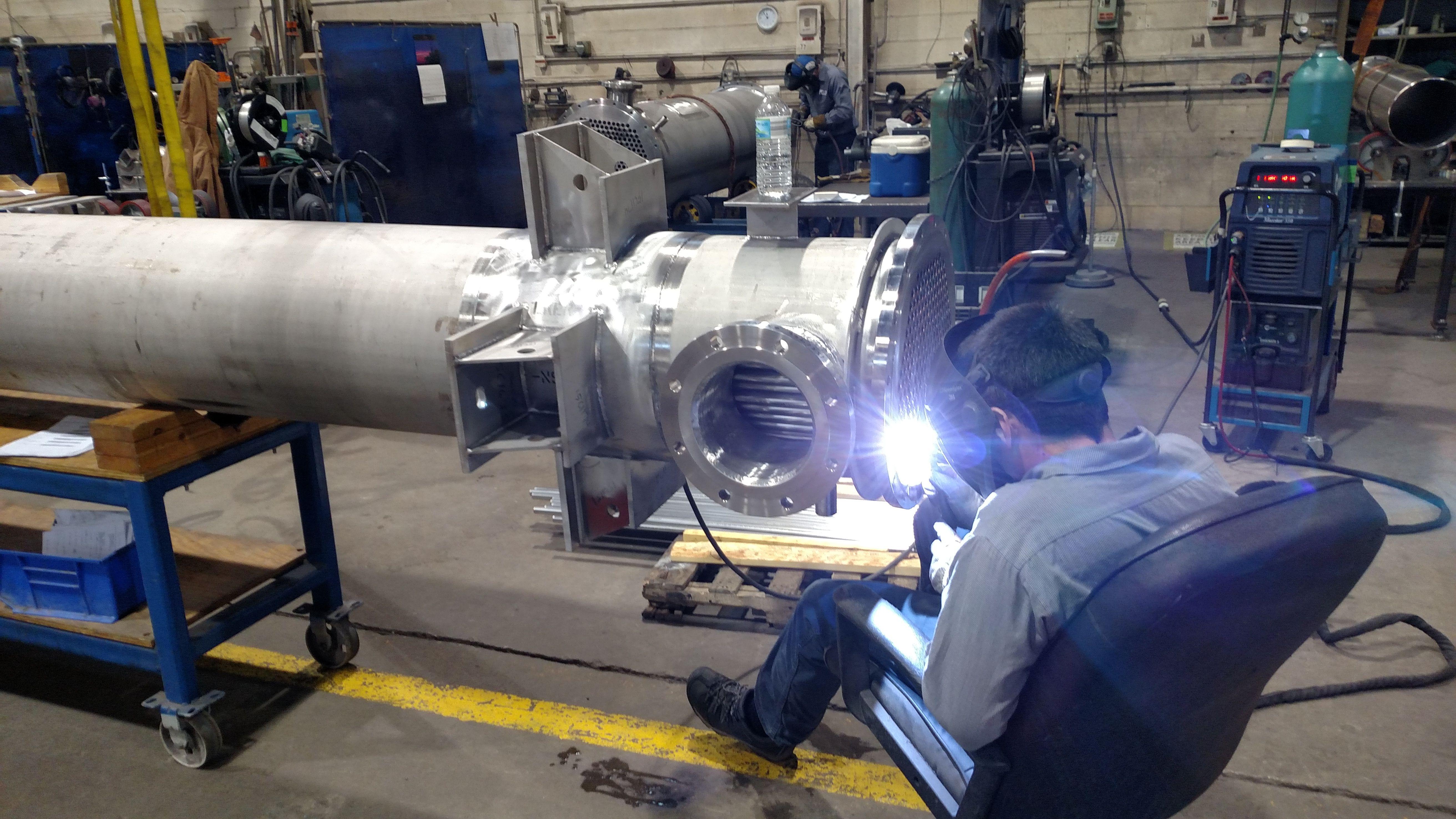 Industrial Heat Exchangers Heat exchanger, Industrial, Heat