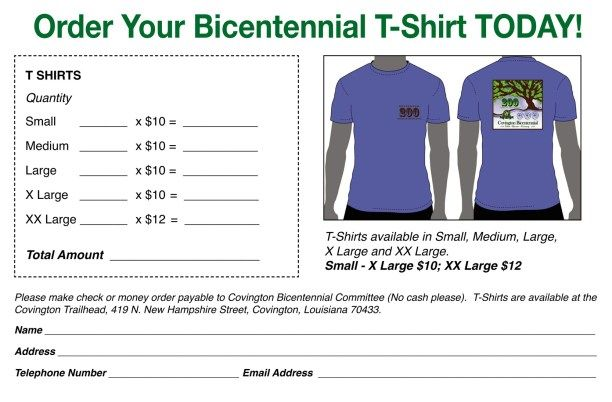 T Shirt Order Forms Templates Printable Forms Pinterest Order