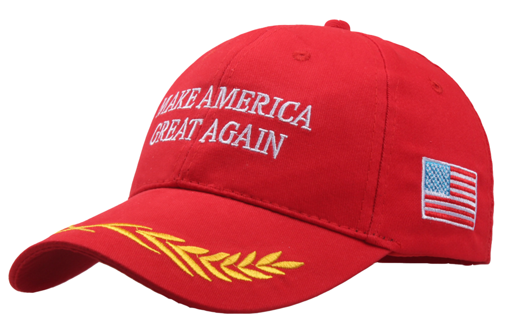 Make America Great Again Hat With Gold Branch Baseball Hats Patriotic Hats Hats