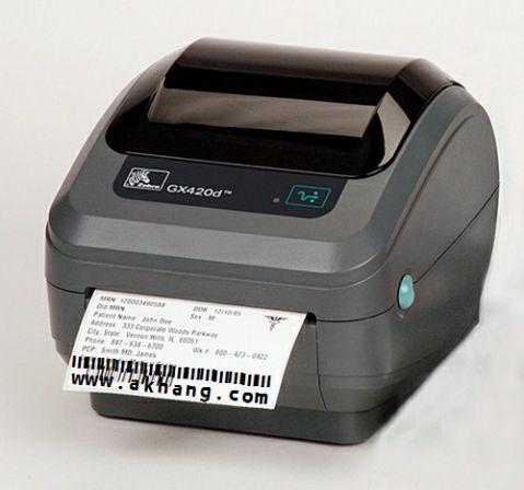 Máy in mã vạch Zebra GX420d