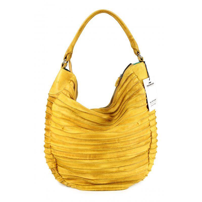 neue Version Stufen von populärer Stil FREDsBRUDER Riffeltier Shopper gelb | Taschen, Taschen leder ...