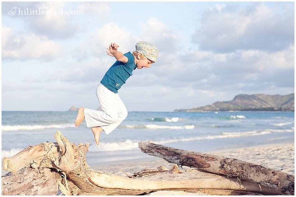 Kids Beach Photography