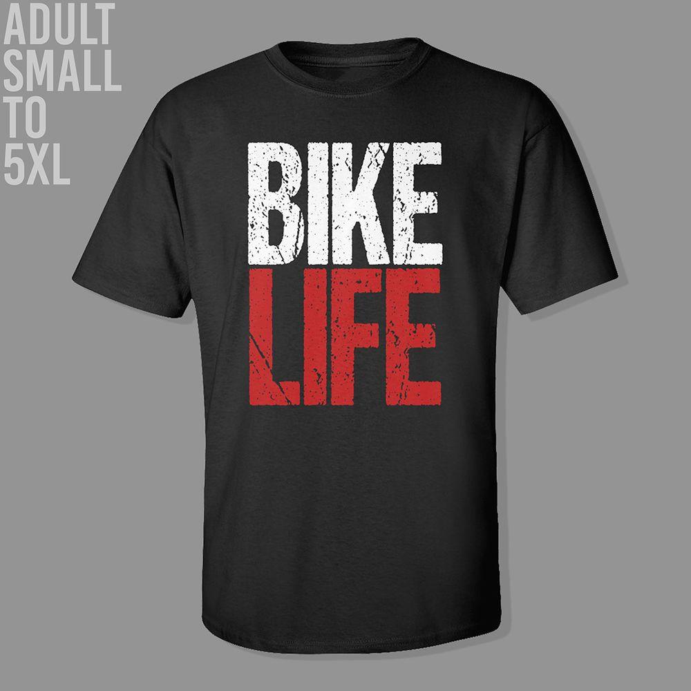 78790e4f5d068 Bike Life T-Shirt      Quality Black Tee  bikelife  bike  life  bmx  racing   wheelie  se  big  ripper  4130  two  wheels  one