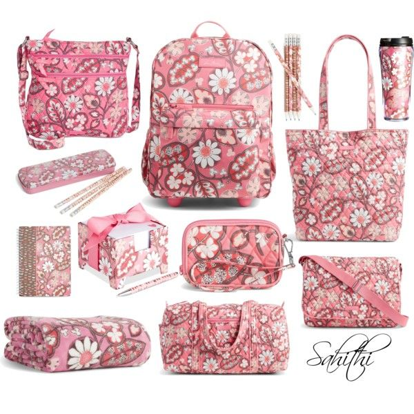 7bfce18278 Vera Bradley Blush Pink