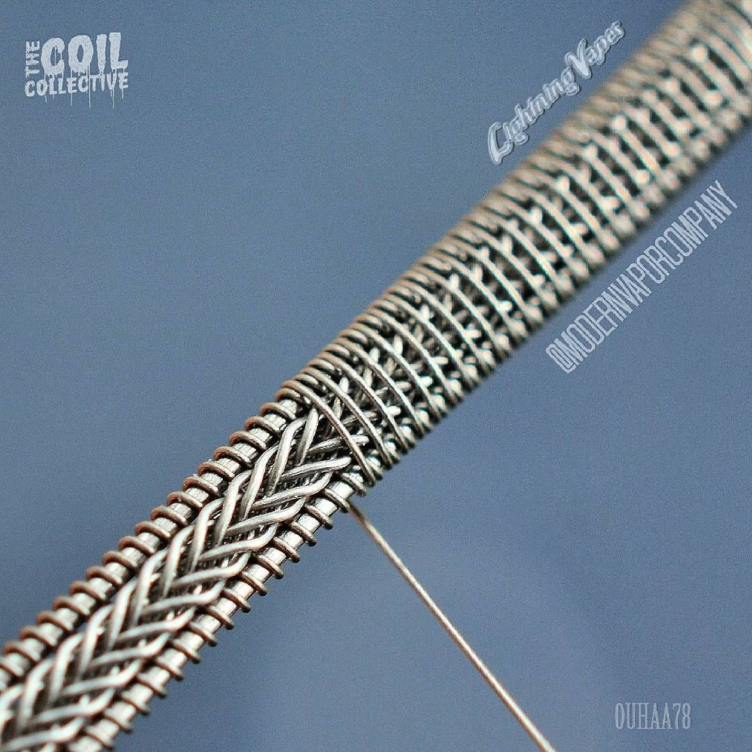 3 core staggered fused Clapton 3 26g #AN80 cores staggered and ...