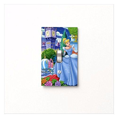 Cinderella Light Switch Cover And/or Outlet (Double Toggle Light Switch Plate) Got You Covered http://www.amazon.com/dp/B0109M0P12/ref=cm_sw_r_pi_dp_gKKIvb0GGSTGW