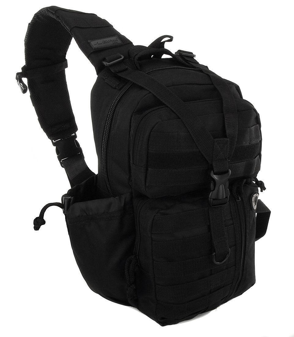 Nexpak Tactical Messenger Sling Bag Outdoor
