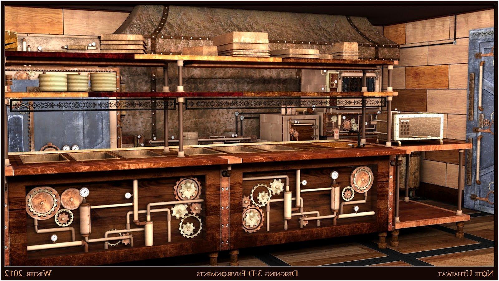 Kitchen Appliances | Steampunk home decor, Steampunk ...