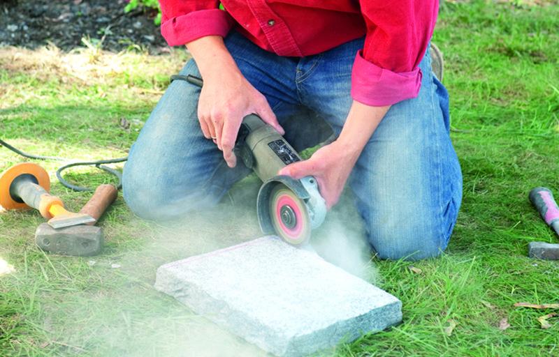 How To Clad Concrete Steps In Stone Stone Veneer Natural Stone Veneer Stone Masonry