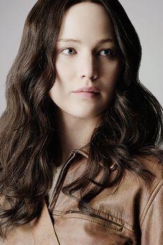 Jennifer Lawrence Mockingjay Hair