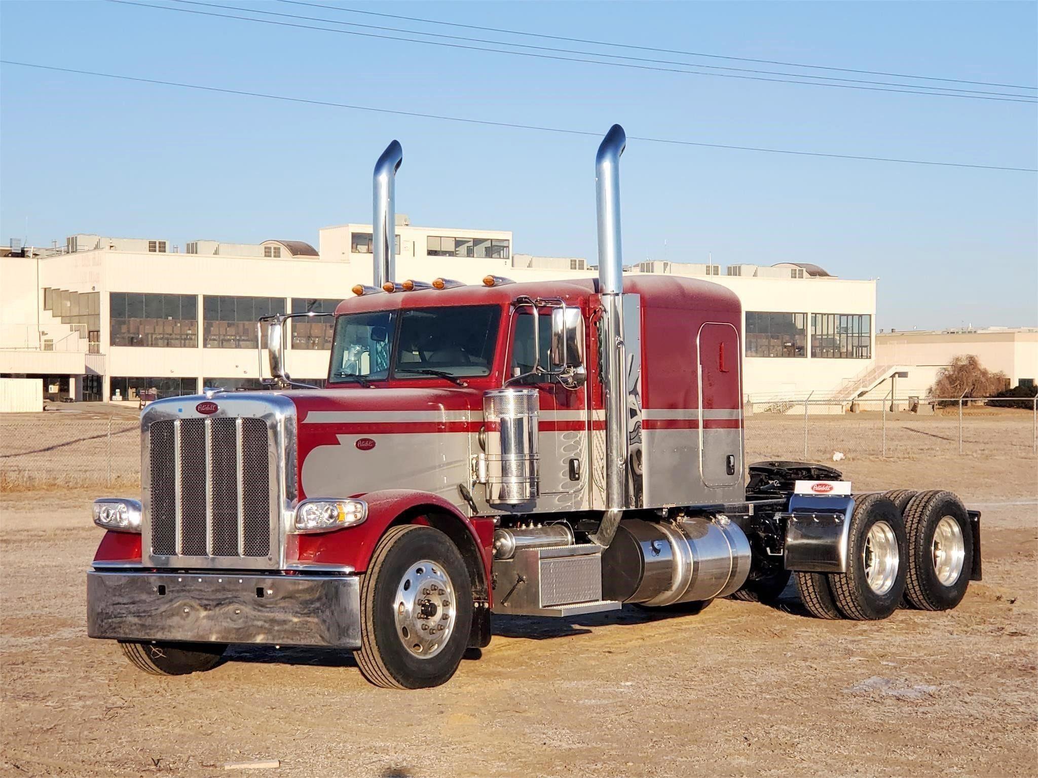 2021 Peterbilt 389 Sleeper Trucks For Sale Auction Or Lease