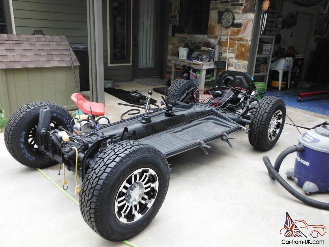 custom type 1 vw chasis | Hummbug, Hummer, Convertible, Kit Car ...