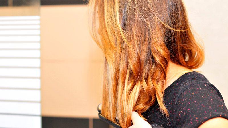 Hair loss and asian women