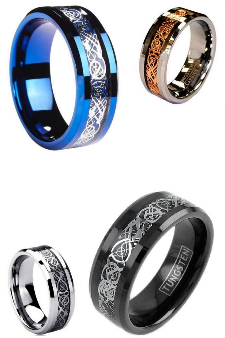 Mens celtic rings They have soo many amazing looking celtic wedding