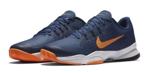 purchase cheap 4ab13 a1065 Nike Air Zoom Ultra Mens Tennis Shoes 8.5 Coastal Blue White Citrus 845007  401  Nike  TennisShoes