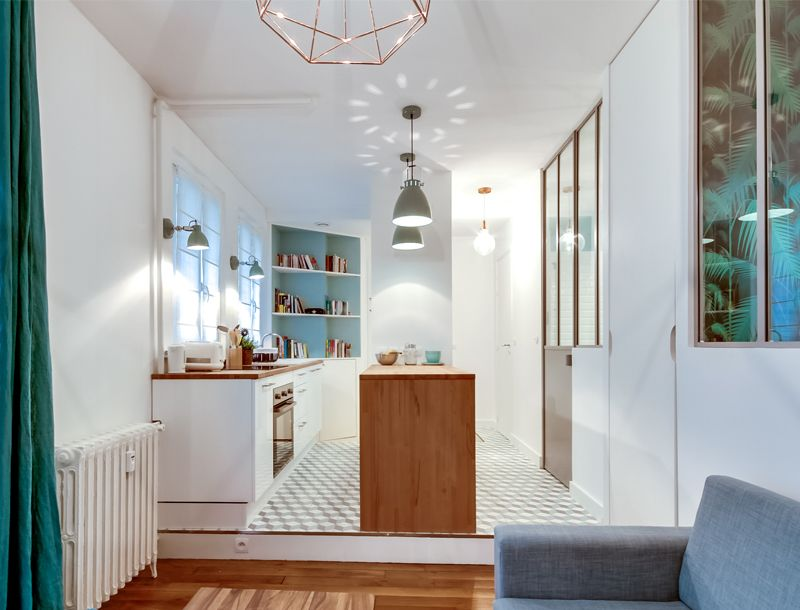 studio - Decor Interieur - Anne Azoulay Deco Pinterest Studio