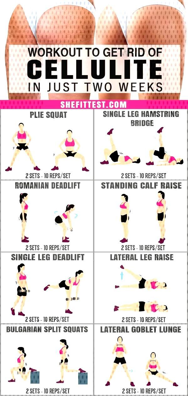 Amazing Cellulite Exercises To Get Perfect Legs in 2 Weeks Exercices étonnants contre la cellulite