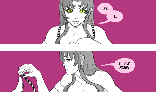 The Princess and the Thief (pinkuchama: Oh, you two. I thought you weren't...)