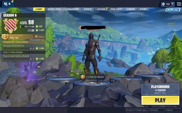 Fortnite Account For Pc Over 80 Skins 30 Pickaxes Black Knight And
