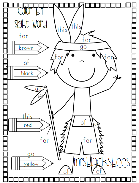 10little indians coloring page  pow wow  f u00eate am u00e9rindienne