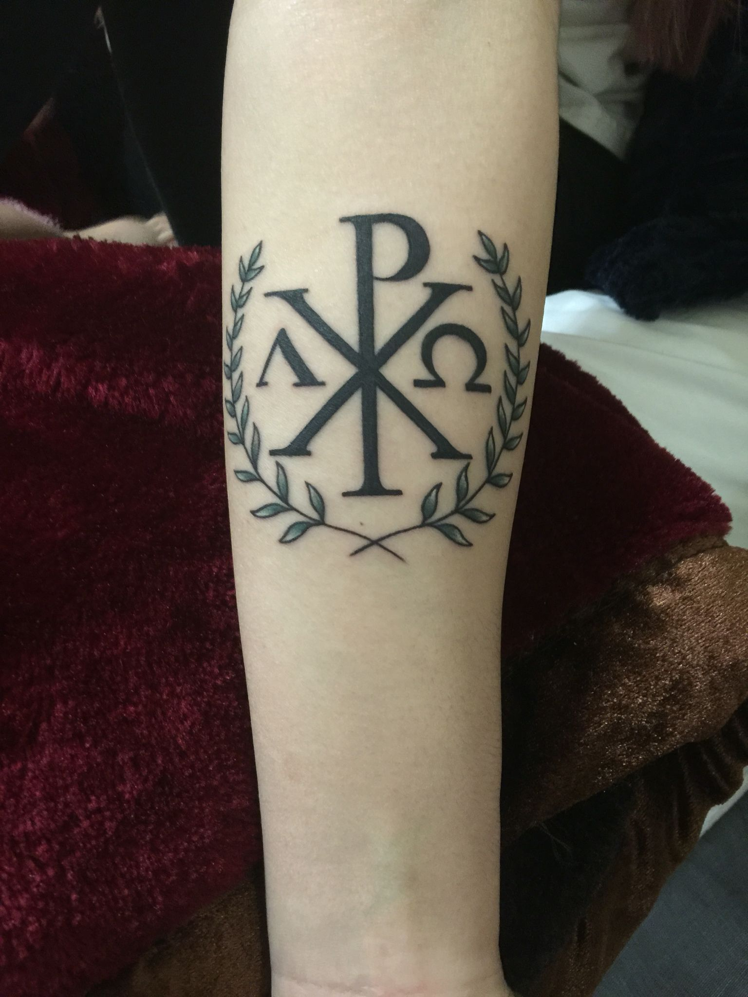 Chi rho alpha and omega taino indian tattoos pinterest chi chi rho alpha and omega buycottarizona