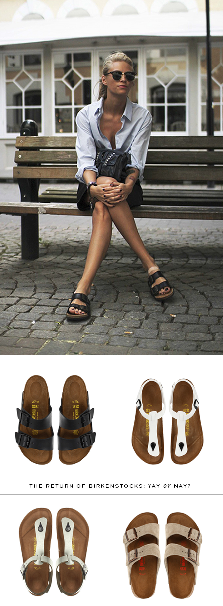 Chic Ways to Wear Birkenstock Sandals for Summer