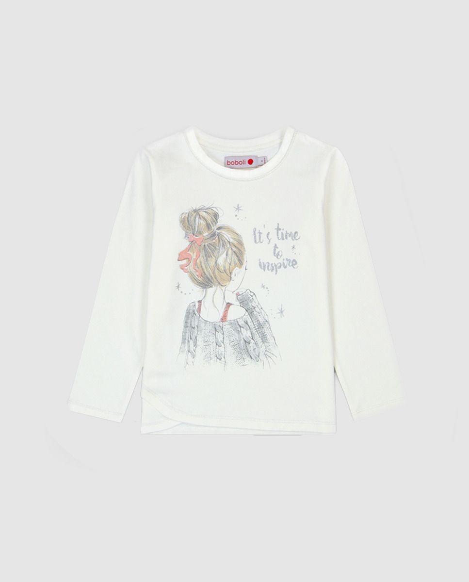 Conjunto de Ropa para Ni/ñas boboli Knit Dress For Baby Girl