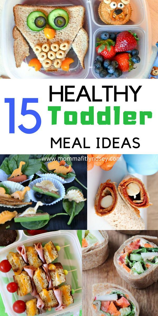 15 Unique Healthy Lunch Ideas for Kids! images