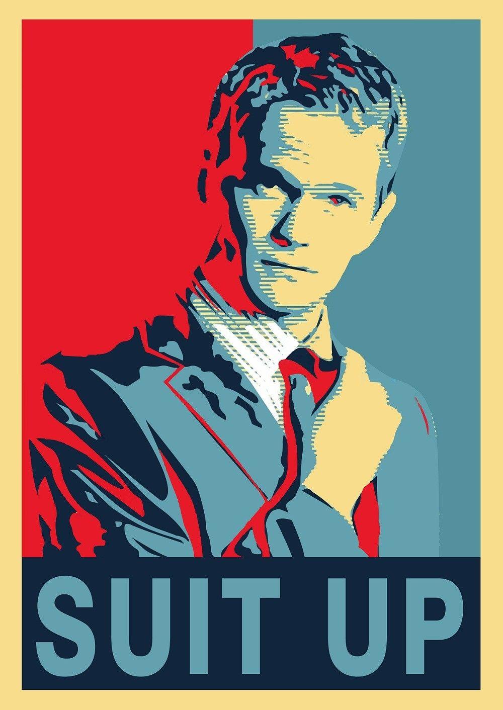 Barney Stinson Meme Suit Up