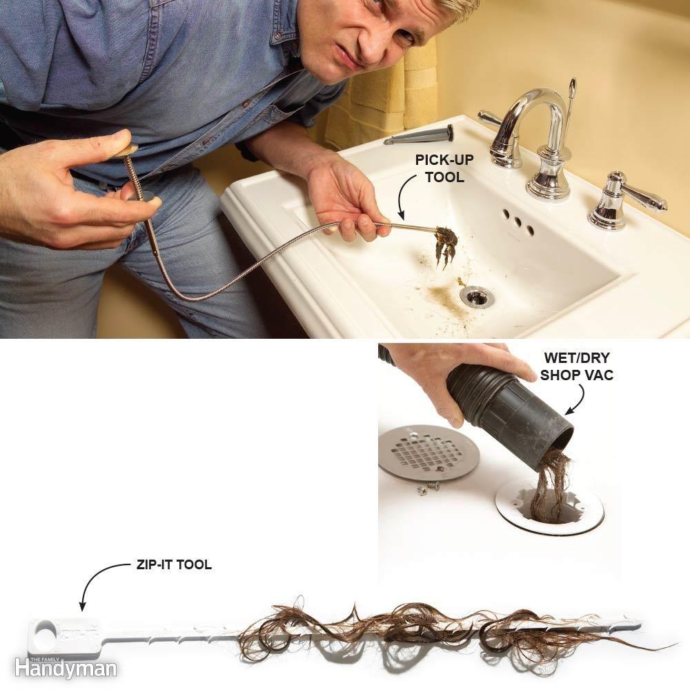 13 Plumbing Tricks Of The Trade For Weekend Plumbers With Images Diy Plumbing Plumbing Clogs Plumbing