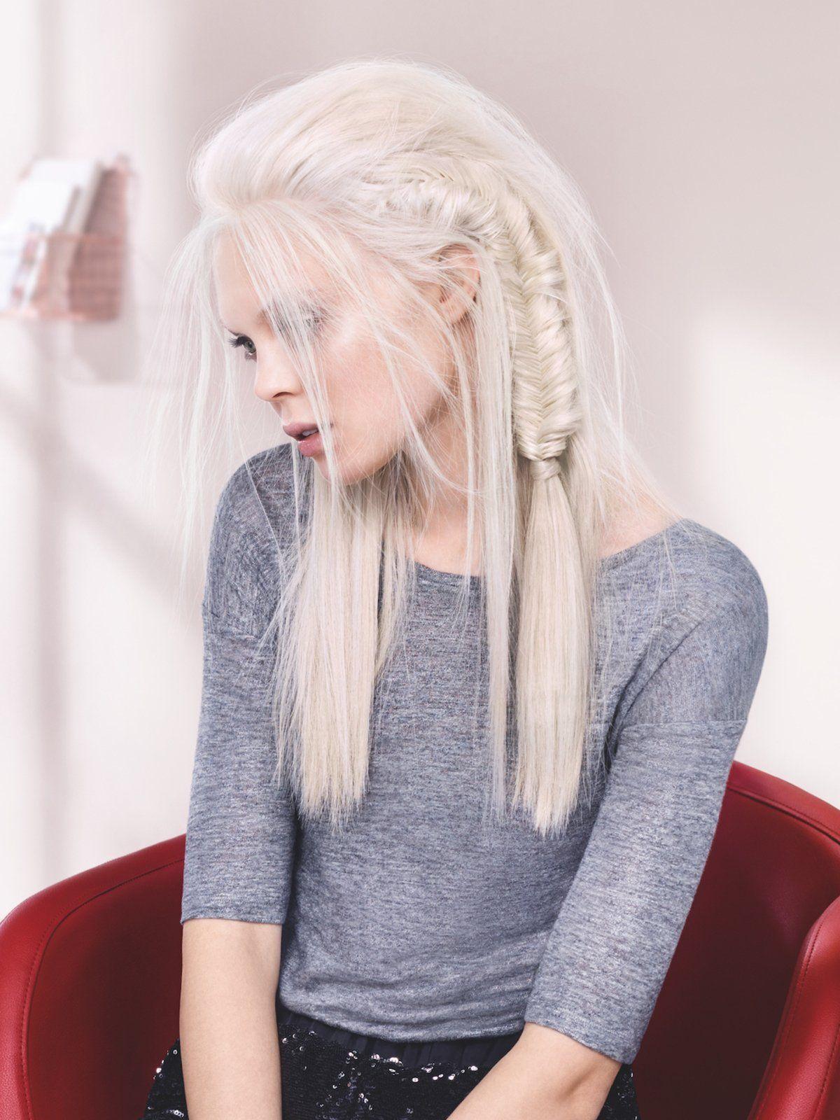 Haarfarben: Die schönsten Trends 2016 | Blonde/rainbow ...